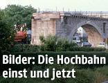 Eindrücke rund um die Floridsdorfer Hochbahn
