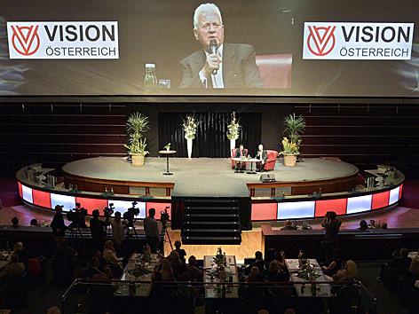Stronachs Vision Österreich