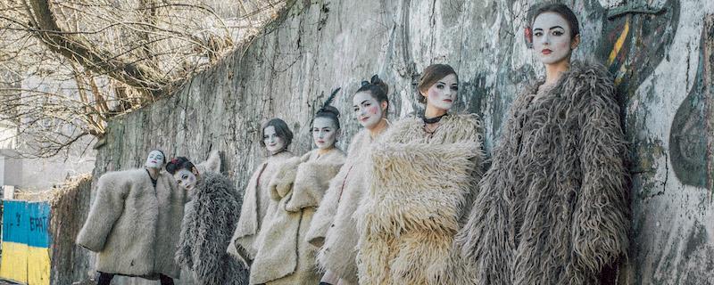 """Ukrainisches Performancekollektiv """"Dakh Daughters"""""""