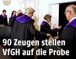 Verfassungsrichter und Verfassungsrichterinnen im VfGH