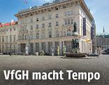 Der VfGH in Wien
