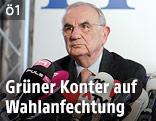 Rechtsanwalt Dieter Böhmdorfer