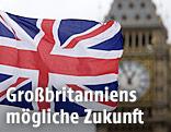 Fahne Großbritanniens