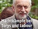 Labour-Parteichef Jeremy Corbyn