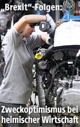 Zusammenbau eines Automotors
