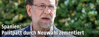 Spaniens Premier Mariano Rajoy