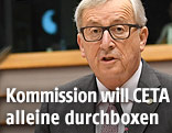EU-Komissionspräsident Jean Claude Juncker