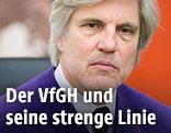 Der Verfassungsrichter Johannes Schnizer