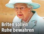 Queen Elizabeth II spricht im schottischen Parlament