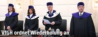 Richter im Verfassungsgerichtshof