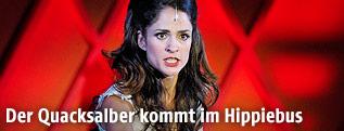 """Elena Sancho-Pereg in der Oper """"Der Liebestrank"""""""