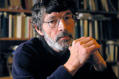 Schriftsteller Markus Werner
