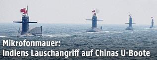 Chinesische Uboote