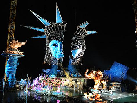 Festspiele Aida