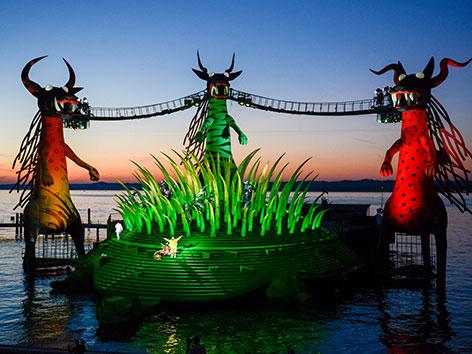 Bregenzer Festspiele Zauberflöte