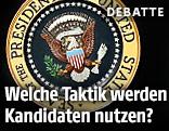 Logo des US-Presidenten