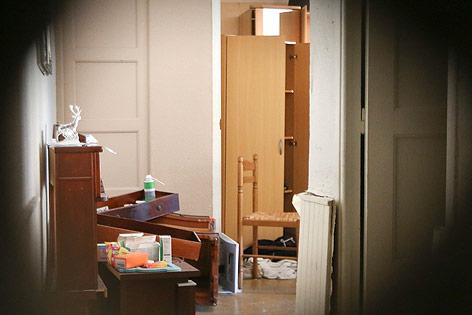 Wohnung des Attentäters