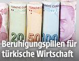 Türkische Banknoten