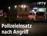 Polizeieinsatz nach Angriff