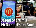 """Pokemon Go"" mit McDonald's-Logo"