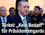 Recep Tayyip Erdogan, türkischer Präsident