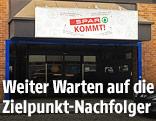 Zukünftige Spar-Filiale in Wien