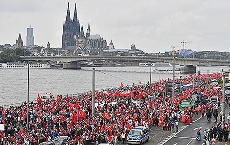Konsulat Köln Türkei