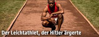 """Stephan James im Film """"Zeit für Legenden"""""""