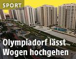 Das Olympische Dorf in Rio