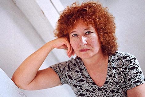 Autorin Margit Schreiner