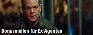 """US-Schauspieler Matt Damon in einer Filmszene von """"Jason Bourne"""""""