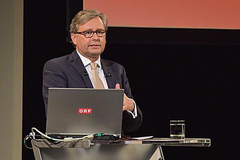ORF-Chef Alexander Wrabetz