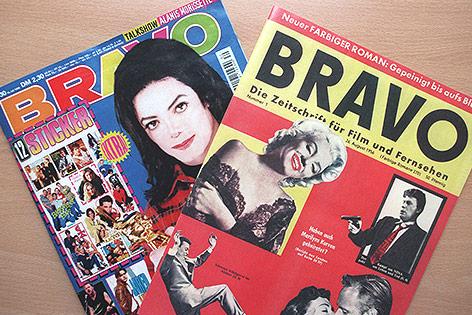 """Bravo""-Cover"