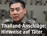 Thailands Polizeichef Chakthip Chaijinda