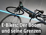 E-Bike auf der Fahrradmesse