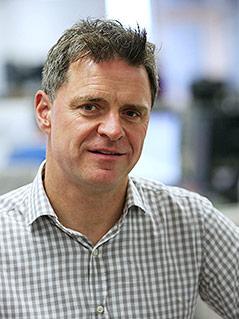 Aftenposten-Chefredakteur Espen Egil Hansen