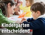 Kindergartenszene