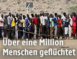 Südsudanesische Flüchtlinge