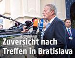 Vizekanzler und Wirtschaftsminister Reinhold Mitterlehner