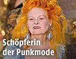 Modedesignerin Vivienne Westwood