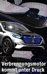 """Mercedes Benz """"Generation EQ"""""""