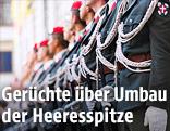 Soldaten der Ehrengarde