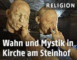 Exponat der Ausstellung Madness & Mysticism
