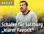 Salzburg-Trainer Oscar Garcia