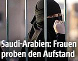 Saudi-Arabische Frau