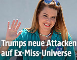 Ex-Miss-Universe Alicia Machado