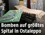 Spital in Aleppo