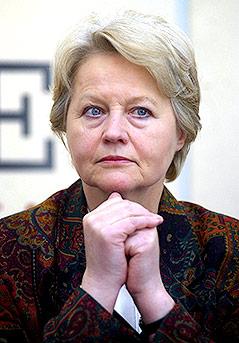 Historikerin und Autorin Brigitte Hamann