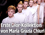 Dior-Modeschau von Designerin Maria Grazia Chiuri