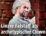 """Aufnahme von """"Falstaff"""", Landestheater Linz"""